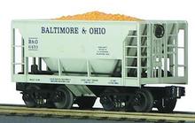 MTH Railking B&O Ore Car w/Load, 3 rail