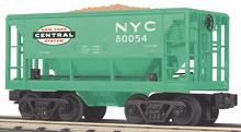 MTH Railking NYC Ore Car w/Load, 3 rail