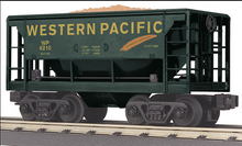 MTH Railking WP Ore Car w/Load, 3 rail