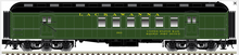 Atlas O 60' Lackawanna RPO  car, 3 rail or 2 rail