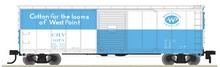 Atlas O Chattahoochie Valley 40' USRA Steel Box Car