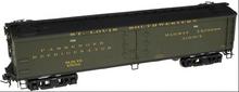 Atlas O SSW 53' GACC wood express  reefer