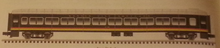Atlas O 80' KCS Pullman-Bradley coach Car, 3 rail or 2 rail,