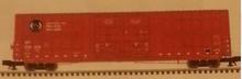 Atlas O CP  60' Hy-cube  box car,  3 rail or 2 rail