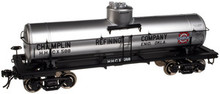 Atlas O Champlin Refining Co 8000 gal tank car, 3 rail or 2 rail