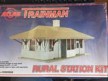 Atlas Trainman Rural Station Kit