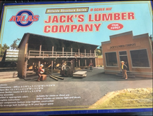 Atlas O Jack's Lumber Company Kit