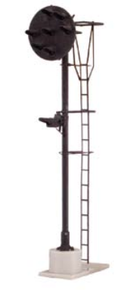 Atlas O Package of 4 Operating PRR Position light Signals, 2 rail operation