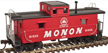 Pre-order for Atlas O Monon Magor Steel Caboose