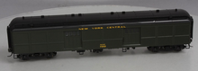 Weaver NYC (green)  60' baggage car, 3 rail or 2 rail