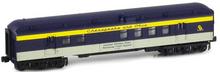 Weaver C&O/B&O 60' RPO, 2 rail