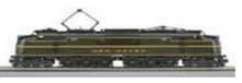 MTH Premier New Haven EF-3b electric, 3 rail with P3.0