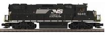MTH Premier NS  GP-38  diesel, 3 rail, Proto 3.0