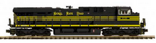 MTH Premier NKP ES-44 GE  diesel, 3 rail, P3.0