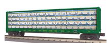 MTH Rail King Southern Center I-Beam Flat Car, 3 rail