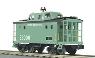 MTH Railking Scale Penn Central N5C Caboose, 3 rail