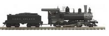 MTH Premier LIRR  2-8-0 H-3 consolidation  steam loco, 2 rail, P3.0, DCC