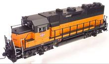 Atlas O MILW  GP-35,  3 rail, TMCC