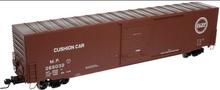 Atlas O C&EI/MP 60' auto parts  box car,  3 rail or 2 rail