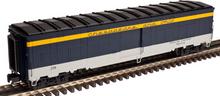 Atlas O C&O Baggage/express converted troop car, 3 rail or 2 rail