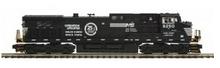 MTH Premier NS GE C44-9W   diesel, 2 rail, P3.0,  sound, cruise, exhaust