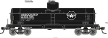 PDT exclusive Atlas O  Flying A  (Associated Oil) 8000 gallon tank car