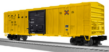 LionScale (former Weaver) Railbox  50'  modern box car, 3 rail
