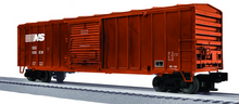 LionScale (former Weaver) NS  50'  modern box car, 3 rail