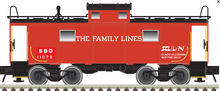 Pre-order for Atlas O Family Lines (Seaboard System) NE-6 style Caboose
