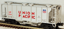MTH Premier Union Pacific PS-2 34' Covered Hopper, 3 rail