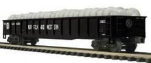 MTH Premier Norfolk & Western Mill Gondola Car w/ Coiled Wire Load, 3 rail