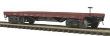 MTH Premier Pennsylvainia 50-ton 41' Flatcar, 3 rail