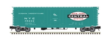 Pre-order Atlas O New York Central  50' PS-1 plug door box car (bunkerless reefer)
