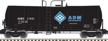 Pre-Order Atlas O ADM Molecule 17,600 gal tank car