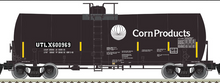 Pre-Order Atlas O Corn Products UTLX 17,600 gal tank car