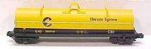 MTH Premier Chessie  Coil Steel Car, 3 rail