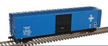 Atlas O B&M 50' PS-1 single door door box car, 3 rail or 2 rail