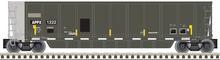 Pre-order for Atlas O APPALACHIAN RAILCAR SERVICES  bathtub gondola, 3 rail or 2 rail