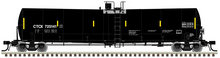 Pre-order for Atlas O CIT Group (CITX)  25,500 gal tank car, 2 rail or 3 rail