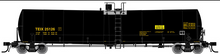 Pre-order for Atlas O TEIX  25,500 gal tank car, 2 rail or 3 rail