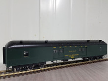 Golden Gate Depot Santa Fe  70' harriman style baggage car, 2 rail
