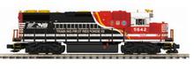 MTH Premier  NS GP-38 1st Responders Unit, 2 rail, w/Sound and smoke. proto 3.0