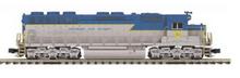 MTH Premier D&H SD-45, diesel, 3 rail, p3.0, sound, cruise, exhaust