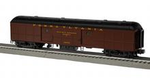Lionel (Weaver) PRR B60 baggage car , 3 rail