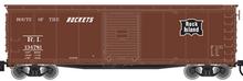 Atlas O RI USRA steel 40' box car, 3 rail or 2 rail