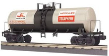 MTH Railking Hercules Modern Tank Car, 3 rail