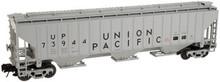 Atlas O UP (large letters)  PS4750  cov hopper, 3 rail or 2 rail