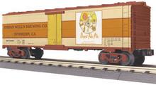 MTH Rail King Desert Pale Ale Modern Reefer, 3 rail LN