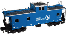 Atlas O Great Northern Standard Cupola Caboose, 3 rail