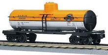 MTH Railking Denver Rio Grande Die-Cast Tank Car, 3 rail